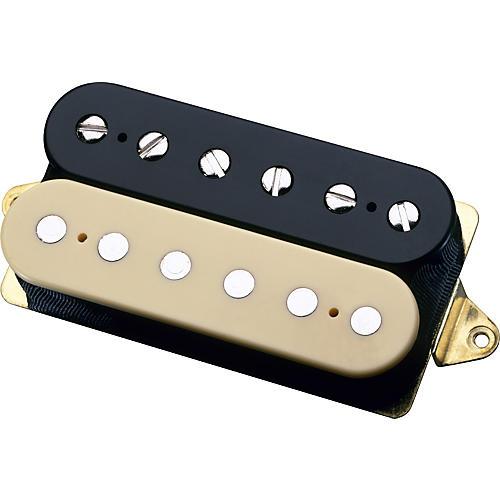 DiMarzio DP155 Tone Zone Humbucker Pickup Black and Cream Regular
