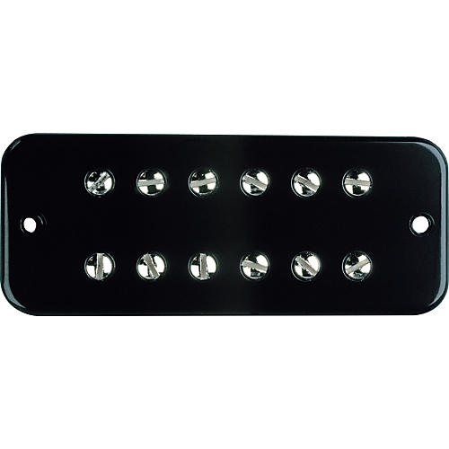 DiMarzio DP169 Virtual P-90 Humbucker Pickup Black