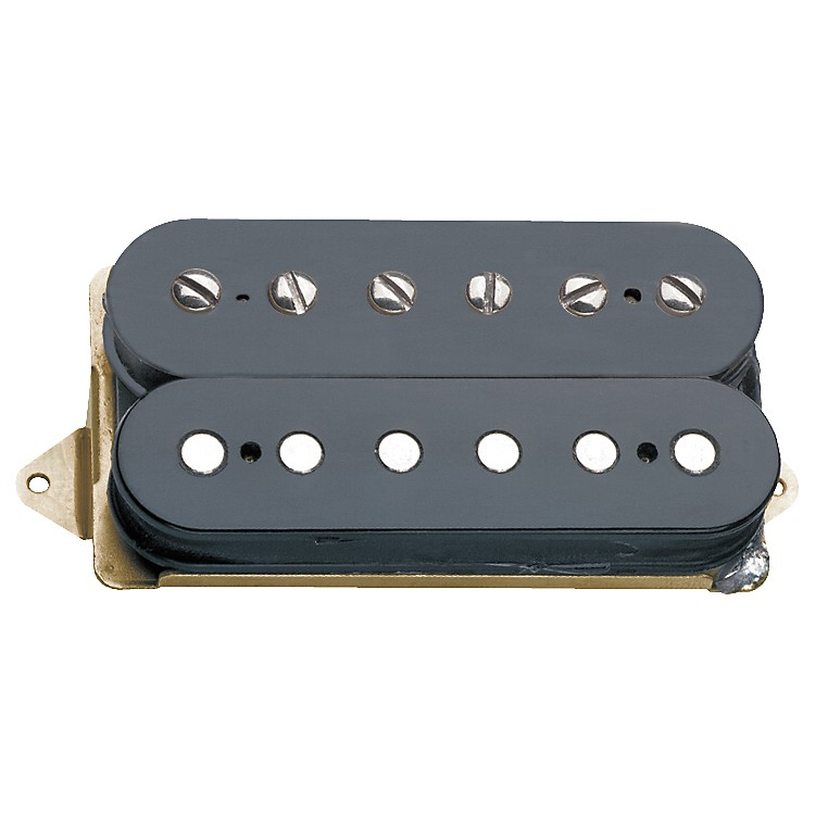 DiMarzio DP190 Air Classic Neck Pickup Black/White Neck