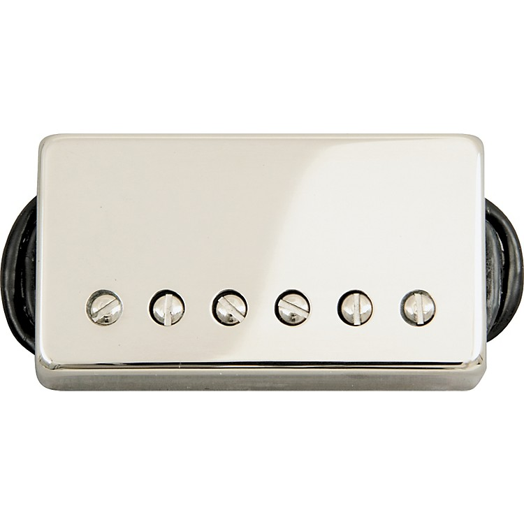 DiMarzio DP223 PAF Bridge Humbucker 36th Anniversary Electric Guitar Pickup Black Metal Regular Spacing