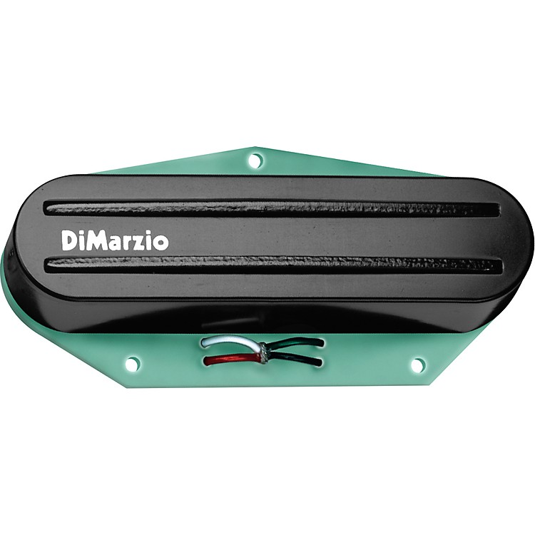 DiMarzio DP318 Super Distortion T Tele Humbucker Pickup Black