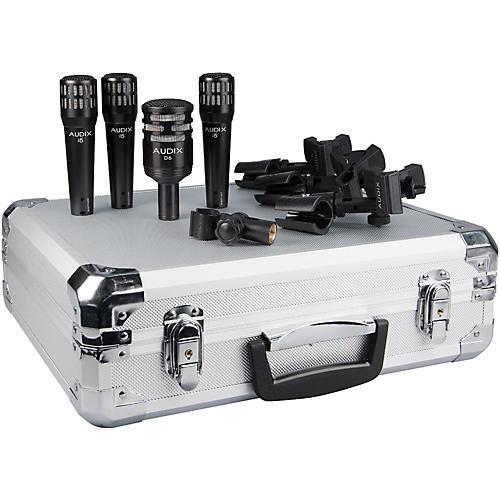 Audix DP4 Microphone Pack-thumbnail