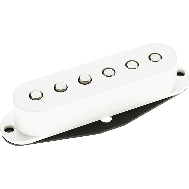 DiMarzio DP422 Paul Gilbert Injector Neck Pickup Aged White