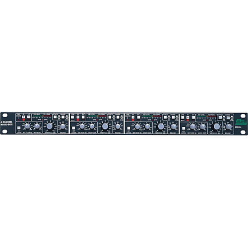 BSS Audio DPR-504 Quad Noise Gate