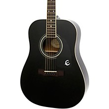 Epiphone DR-100 Acoustic Guitar Black