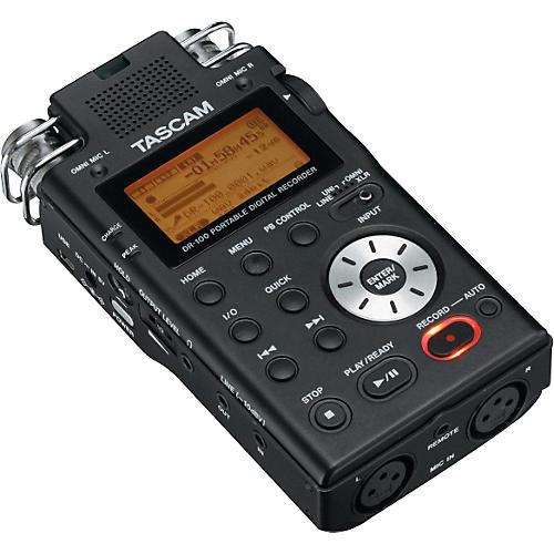 TASCAM DR-100 Portable Digital Recorder