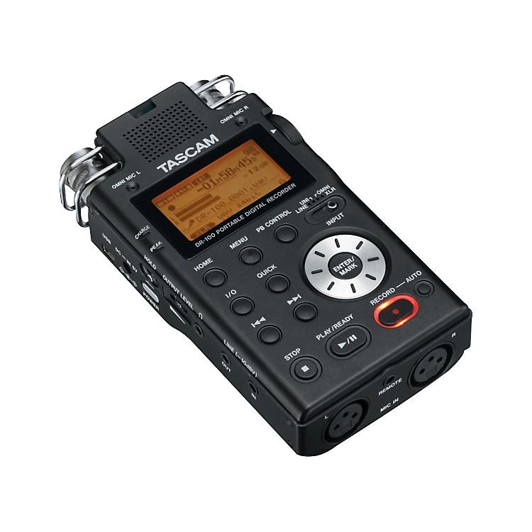 TASCAMDR-100 Portable Digital Recorder