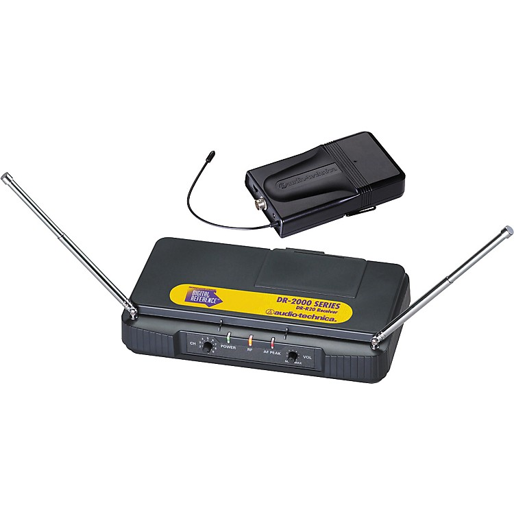 Digital ReferenceDR-2500 UHF Guitar Wireless System