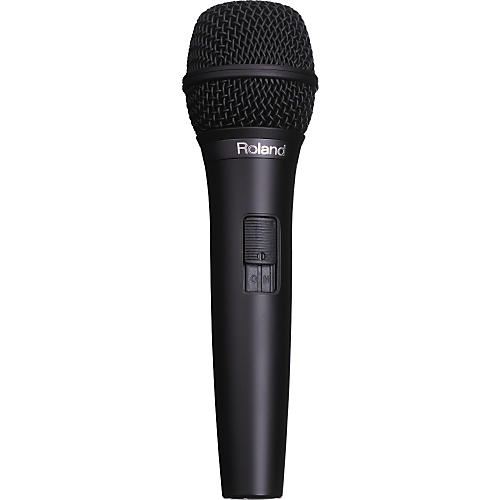 Roland DR-30 Handheld Dynamic Vocal Microphone-thumbnail