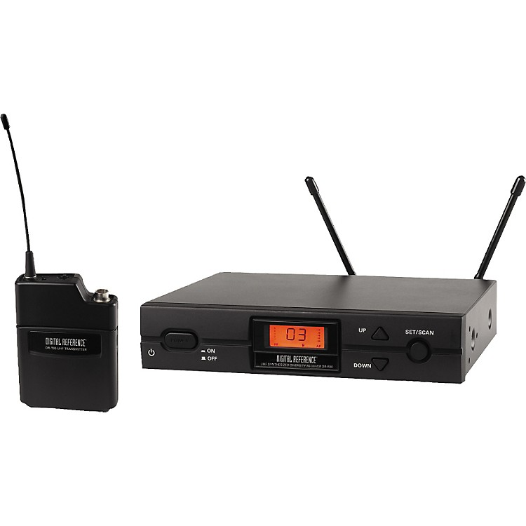 Digital Reference DR-3500 Instrument Wireless System