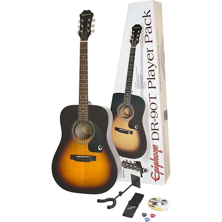 Epiphone DR-90T Acoustic Guitar Pack