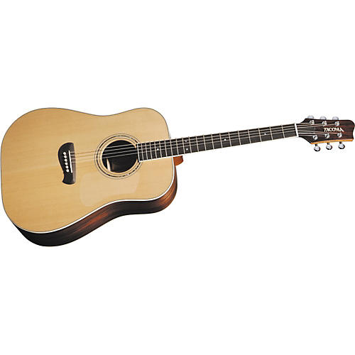 tacoma dr14 e6 dreadnought acousticelectric guitar