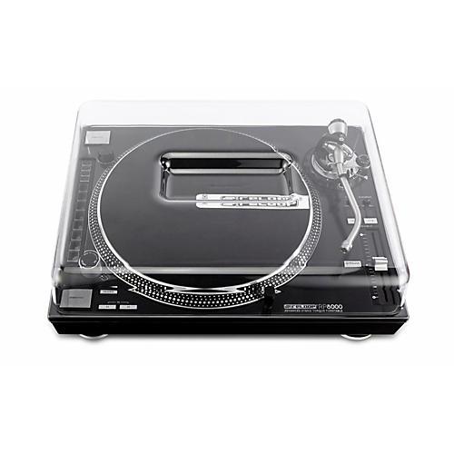 Decksaver DS-PC-RPTURNTABLE Reloop RP-8000 / RP-7000 Cover-thumbnail