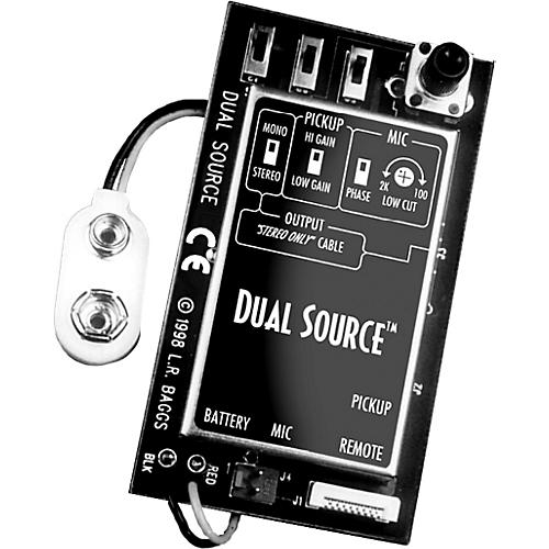 LR Baggs DS PRE Dual Source Preamp