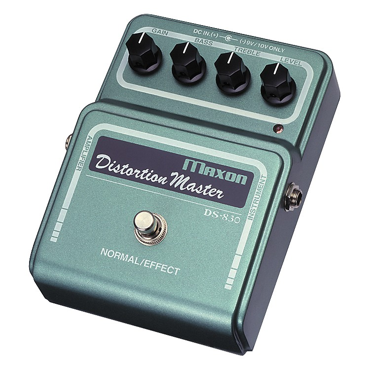 Maxon DS830 Distortion Master
