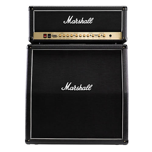 Marshall DSL100H and MX412A 4x12 100W All-Tube Half Stack-thumbnail