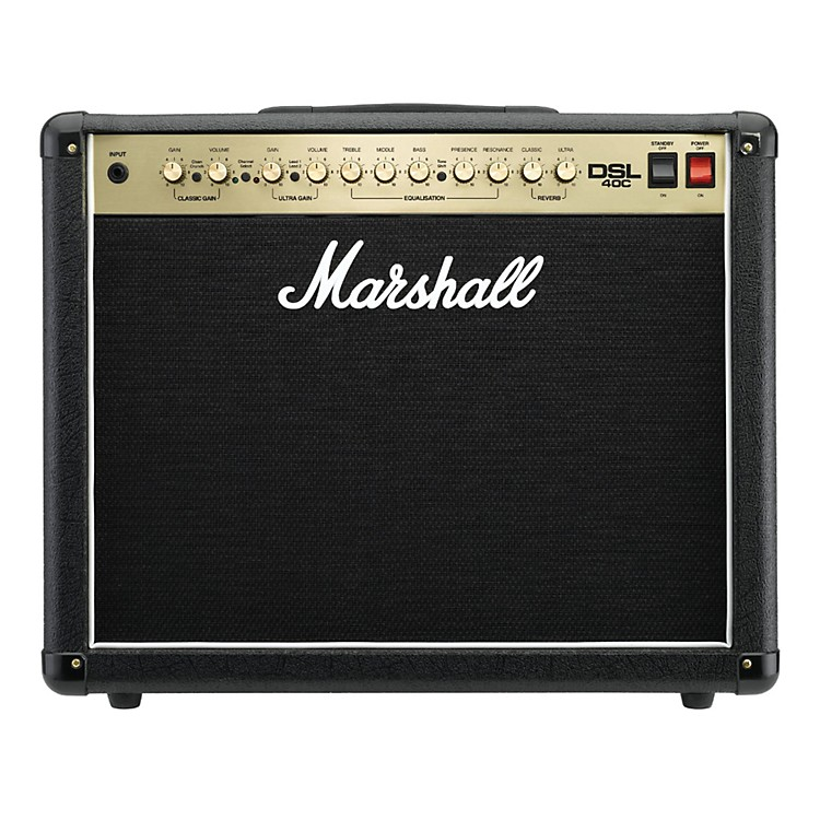Marshall DSL40C 40W All-Tube 1x12 Guitar Combo Amp