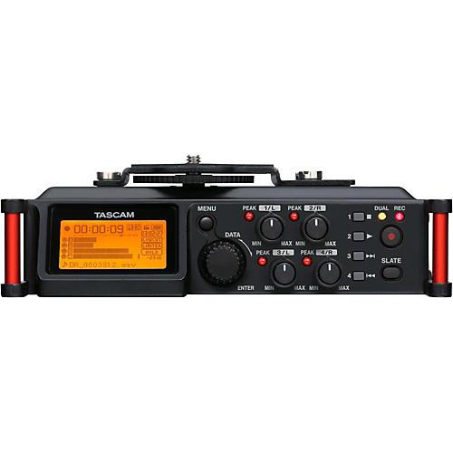 Tascam DSLR Camera 4 Channel Audio Recorder-thumbnail
