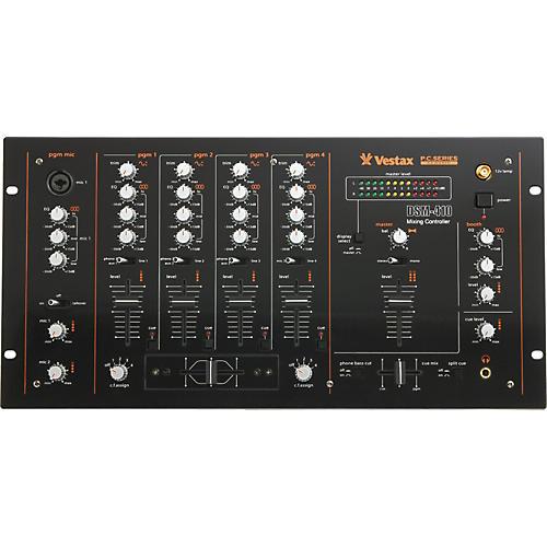 Vestax DSM-410 4-Channel DJ Mixer