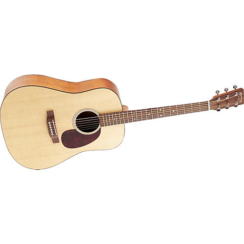 Martin DSM Solid Top Dreadnought Mahogany/Spruce Acoustic Guitar