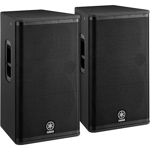 Yamaha DSR115 Speaker Pair-thumbnail