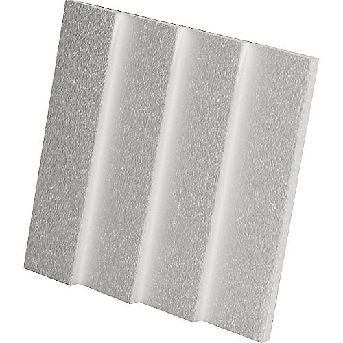 Auralex DST-R Diffusive Sound Tile Reflector 1'x1'x1