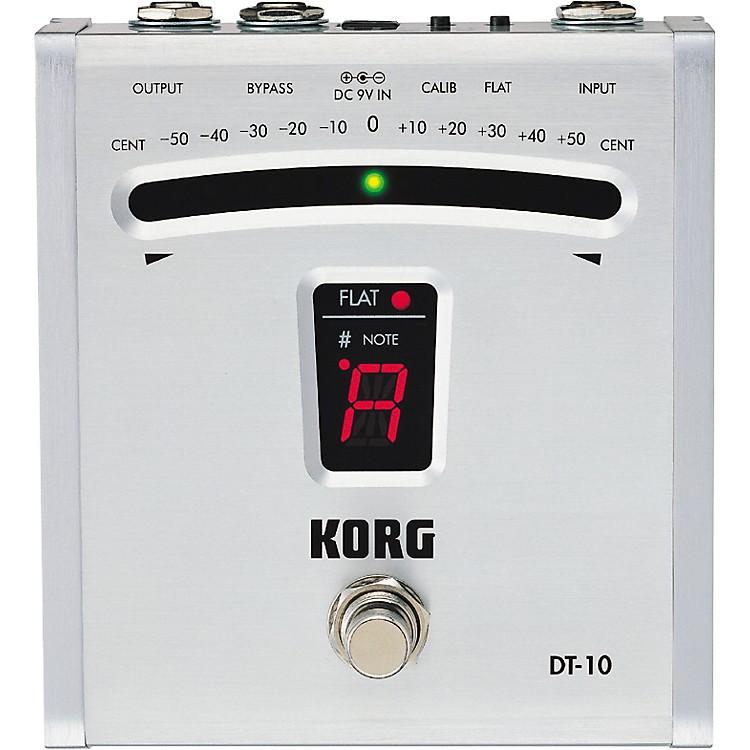 KorgDT-10 Digital Pedal Tuner