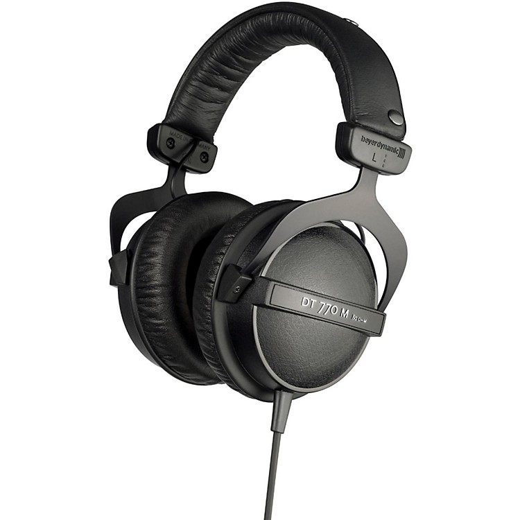 beyerdynamic dt 770 m monitoring headphones for drummers musician 39 s friend. Black Bedroom Furniture Sets. Home Design Ideas