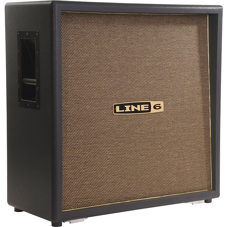 Line 6DT50 412 4x12 Guitar Speaker CabinetBlack
