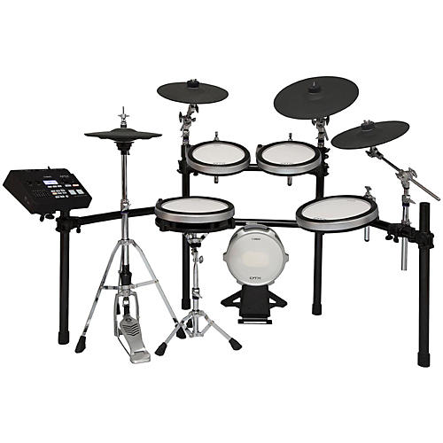 yamaha dtx 760k electronic drum set with rack musician 39 s