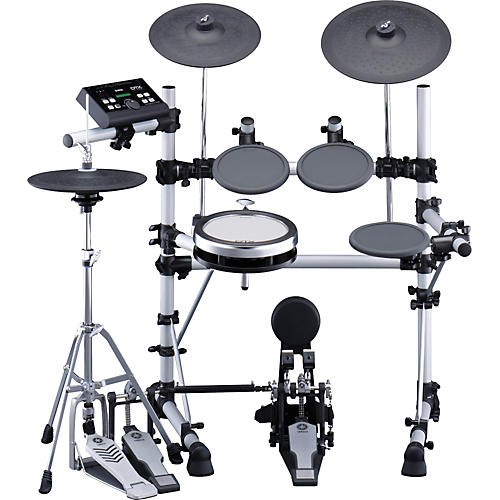 Yamaha dtx550k electronic drumset musician 39 s friend for Yamaha dtxpress review