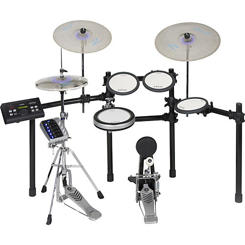 Yamaha DTX560SP Electronic Drum Shell Pack w/Zildjian Gen16 Hi-Hat