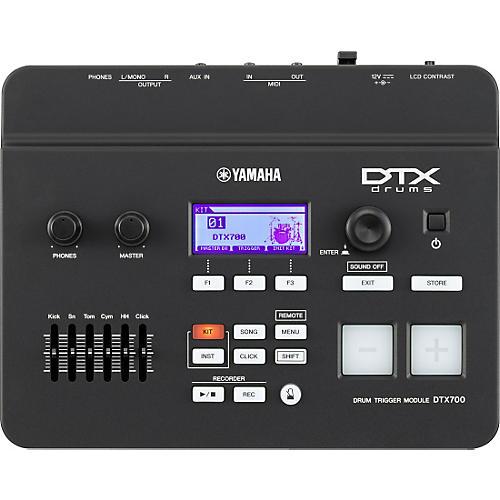Yamaha dtx700 series drum trigger module musician 39 s friend for Yamaha dtx 700