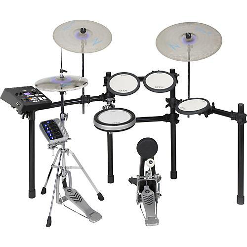 Yamaha DTX700SP Electronic Drum Shell Pack with Zildjian Gen 16 Cymbals