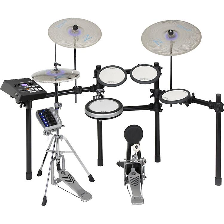 YamahaDTX700SP Electronic Drum Shell Pack with Zildjian Gen 16 Cymbals