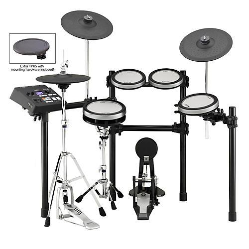 Yamaha dtx730k electronic drum set musician 39 s friend for Yamaha electronic drum sets