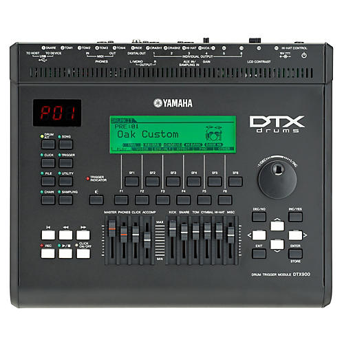 yamaha dtx900 series drum module musician 39 s friend. Black Bedroom Furniture Sets. Home Design Ideas