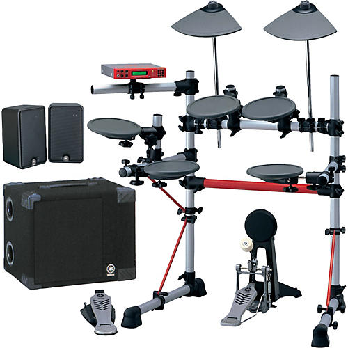 Yamaha DTXpress III Package with MS50DR Monitor System-thumbnail