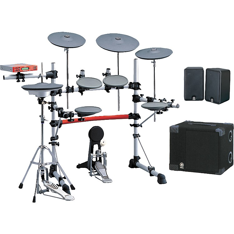 Yamaha dtxpress iii special package with ms50dr musician for Yamaha dtxpress review