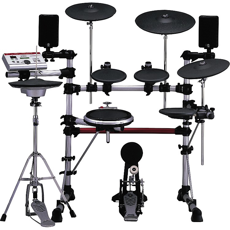 Yamaha dtxpress iv special electronic drum kit musician for Yamaha electronic drum sets