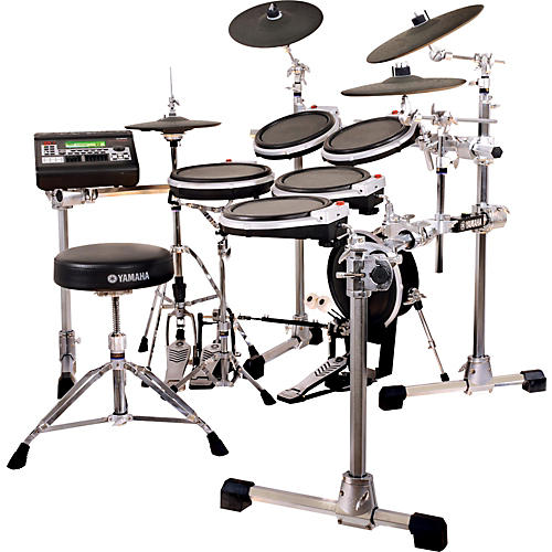 Yamaha dtxtreme iiisp special electronic drum set for Electric drum set yamaha