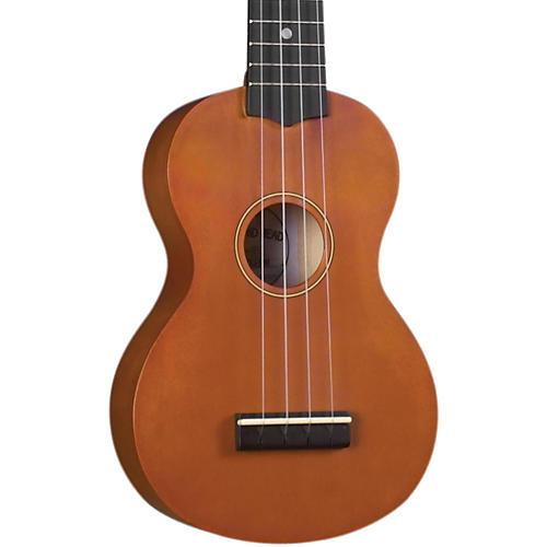 Diamond Head DU-150 Soprano Ukulele Natural Black Fingerboard