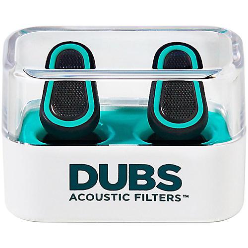 Doppler Labs DUBS Acoustic Filters Advanced Tech Earplugs Teal
