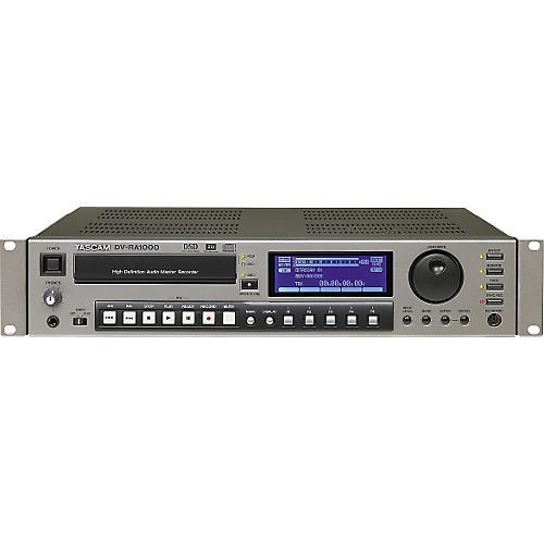 Tascam DV-RA1000 Hi Res 2 Track DVD Master Recorder-thumbnail