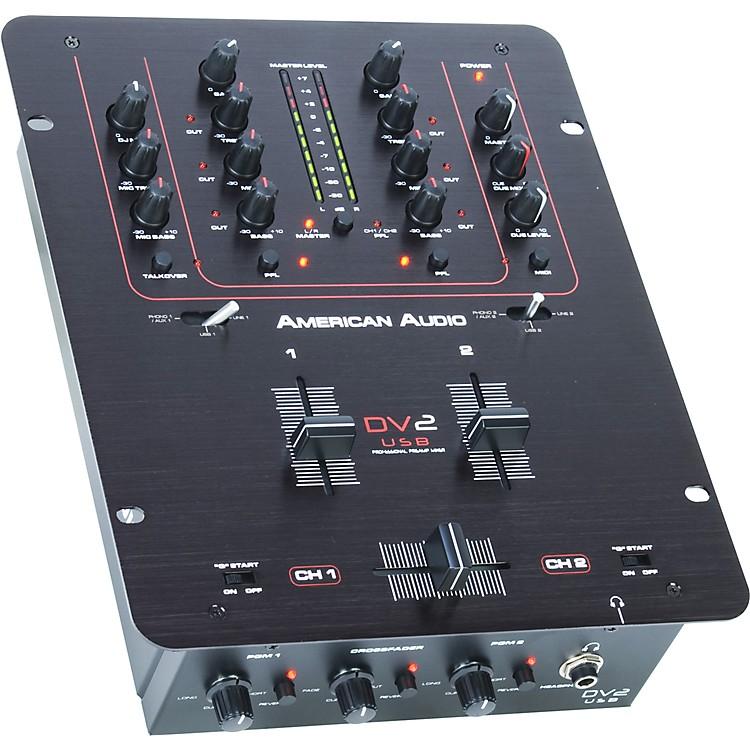 American AudioDV2 USB Mixer
