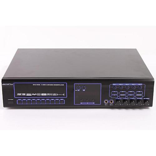 VocoPro DVG-555K 5-Disc DVD/CDG/VCD/MP3/MP4/Photo-CD Karaoke Changer-thumbnail
