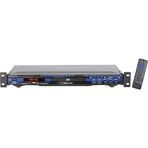 VocoPro DVG-777K Multi-format Karaoke Player