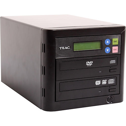 TASCAM DVW/D11A DVD Duplicator Tower