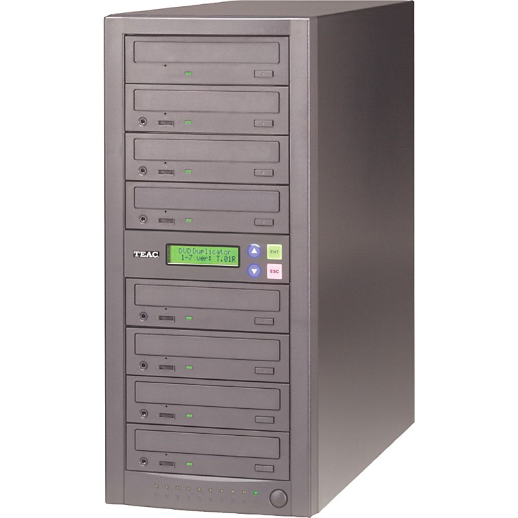 TASCAM DVW/D17A DVD Duplicator Tower
