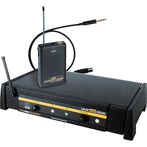 AKG DW1000 GT Instrument Wireless System